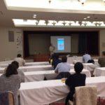 坂田 誠氏を講師に迎え「LINE@ビジネス活用セミナー」を開催。