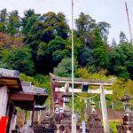 美濃和紙の里には小さくても雰囲気がある神社があります!