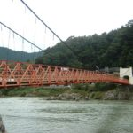 【Notice of closing down due to renovation of Mino Bridge (suspension bridge)】