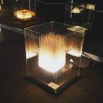 あかりパーク2017に美濃和紙あかりアート展の優秀作品が展示されています!