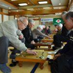 2018年2月9日 第45回美濃市シニア囲碁将棋大会が開かれました