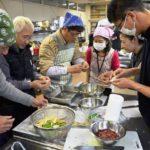 2018年3月10日 男性料理教室が開催されました