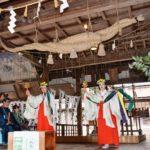 2018年4月8日 洲原神社で春の例大祭が行われました