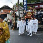 2018年4月15日 上神神社にて春の例大祭が行われました