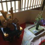 「和料理椿」さんの五月節句飾り。
