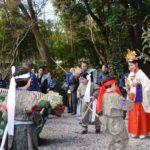 2018年4月8日 佐羅早松神社大祭が行われました