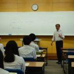 2018年6月22日 武義高校で特進クラス講座が行われました