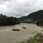 7月7日7時21分の長良川。