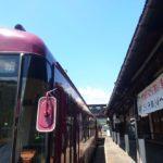長良川鉄道再開のお知らせです☺️