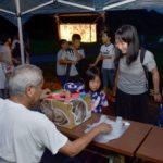 2018年6月30日 反洞川ホタル鑑賞会が開催されました
