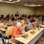 2018年7月21日 からだ改善プロジェクト「食事、運動にかかる講演会」が行われました