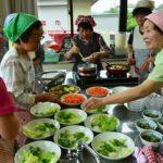 2018年6月28日 大矢田公民館で健康料理教室が開催されました