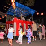 2018年8月13日 大矢田ふるさとの夏祭りが行われました