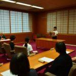 2018年9月7日 美濃市・士幌町フレンドシップ交流事業報告会が行われました