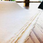 弊社の宝長の包装紙は、#美濃手漉き和紙 を使用してます。