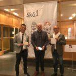 【北欧デザイナー20人による茶道具展「Skål」】