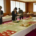 2018年10月24日 美濃市土産菓子コンテスト審査会が行われました