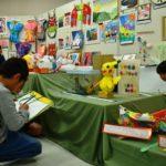 2018年11月15日 第36回美濃市児童生徒創造展が開催されています