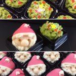 クリスマスに和菓子も良いですよね。