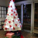 【和紙のクリスマスツリー】