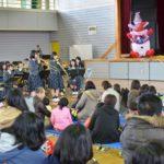 2018年12月15日 児童センター&たんぽぽ学級合同クリスマスコンサート