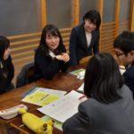 2019年1月17日 高等学校で出前授業「独占禁止法教室」が開催されました