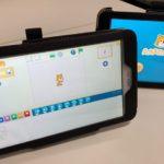 子ども向けプログラミング言語の Scratch には、さらに小さなお子様向けの『Scratch Jr』があります。