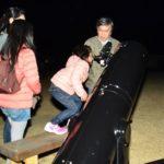 2019年2月9日 洲原地区で冬の星空観測会が行われました