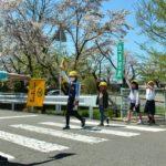 2019年4月16日 美濃小学校で交通安全教室が行われました