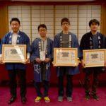 2019年4月25日 美濃流し仁輪加コンクールの表彰式が開催されました