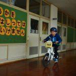2019年4月29日 「自転車で学校を走ろう」が行われました
