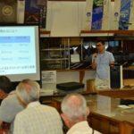 2019年7月10日 「美濃にわか茶屋生産者の会」研修会が開催されました