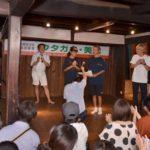 2019年8月8日 ウタガキ・美濃うだつ笑劇場第八幕が開催されました